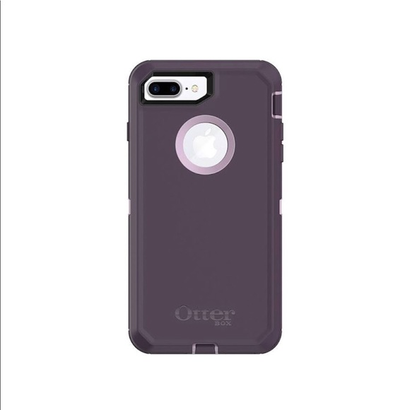 pretty nice 685ad 7980c iPhone 7 Plus purple otter box phone case